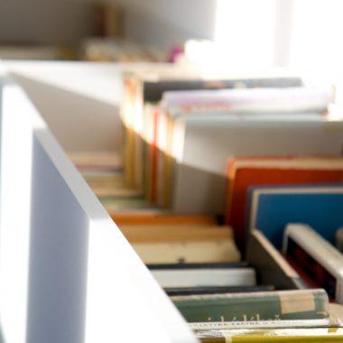 Můžete si knihy brát, nebo staré odkládat